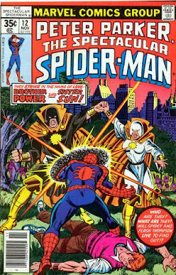 Spectacular Spider-Man #12, Brother Power and Sister Sun