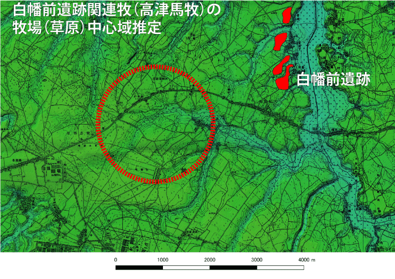 花見川流域を歩く HANAMIGAWA RYUIKI wo ARUKU