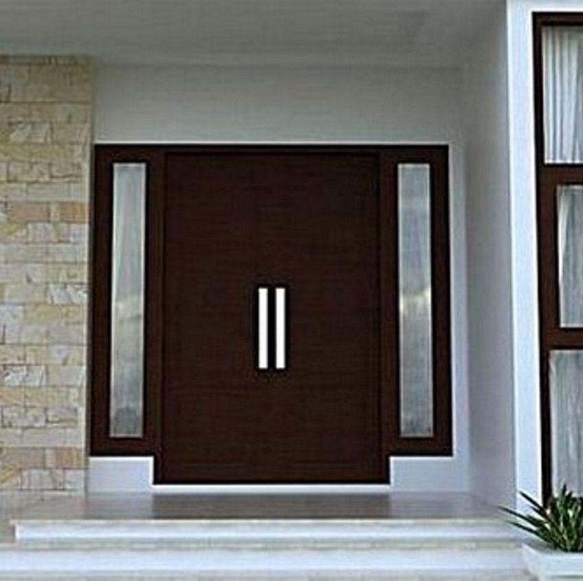 pintu dua daun minimalis 2
