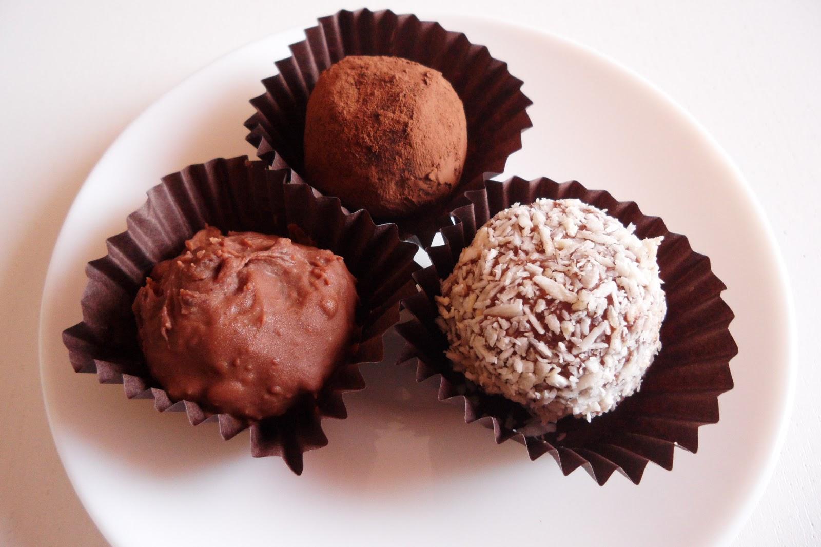Çikolatalı Truff Tarifi