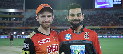 RCB vs SRH Dream11 team