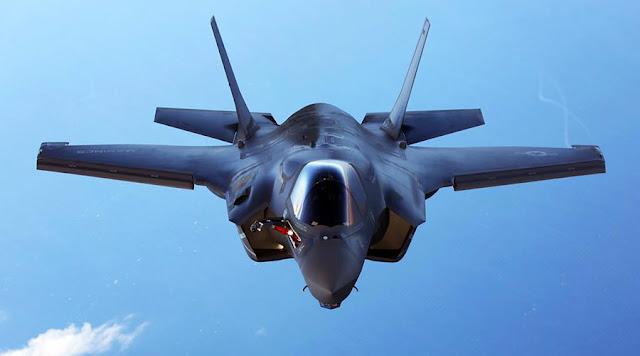 Jepang Luncurkan Jet Tempur F-35 Amerika Hasil Rakitan Mereka