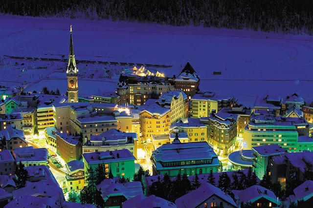 Швейцария. Блог Удивительный Мир.
