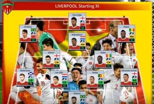 Tải game đá bóng mobile có U23 Việt Nam - Dream League Soccer 2019 cho Android