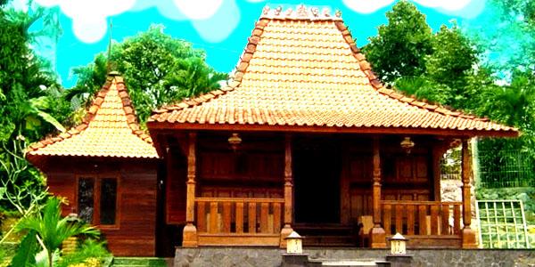 Kumpulan 25 Foto Rumah Adat Joglo Jawa Timur Keunikannya Desain Interior Exterior
