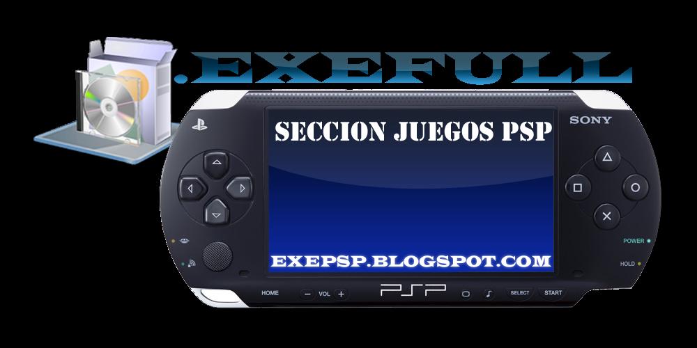 EXEPSP, JUEGOS PSP 1 LINK MEGA, ISOS PSP, CSO PSP, exepsp.blogspot.com