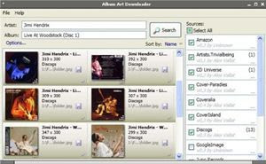 Download Album Art Downloader
