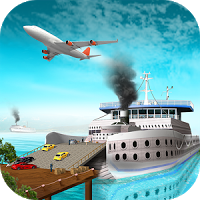 Cargo Transporter City Tycoon v1.3 Apk-cover