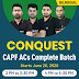 Crack UPSC CAPF 2020 with Conquest batch: Buy Here