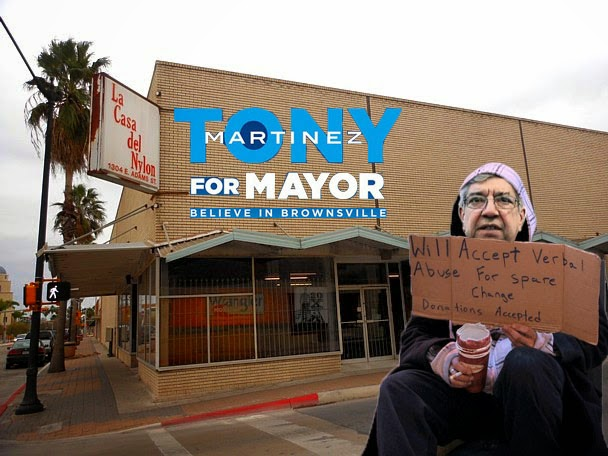 Image result for mayor tony martinez