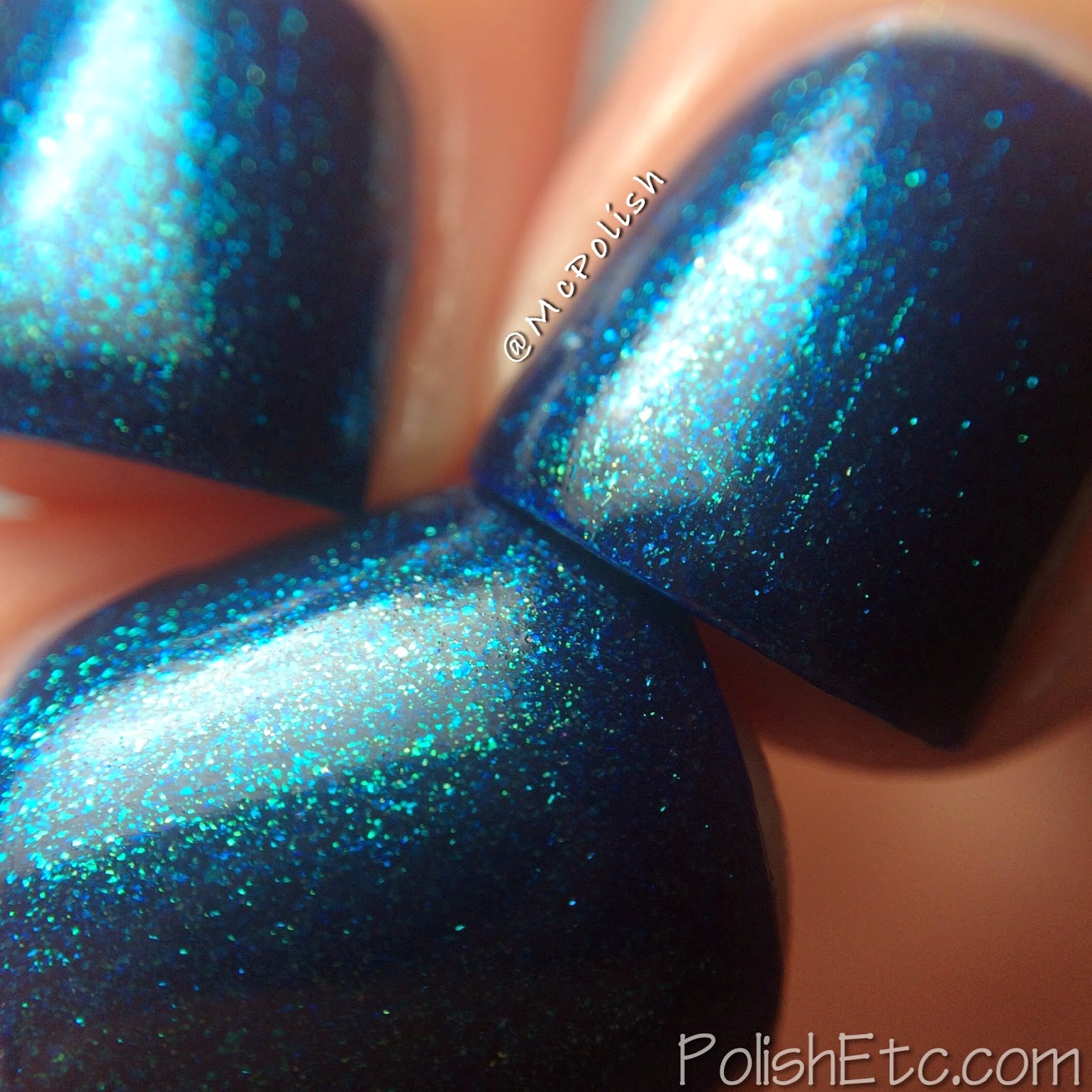 Zoya - Remy - Earth Day Exchange - McPolish - MACRO