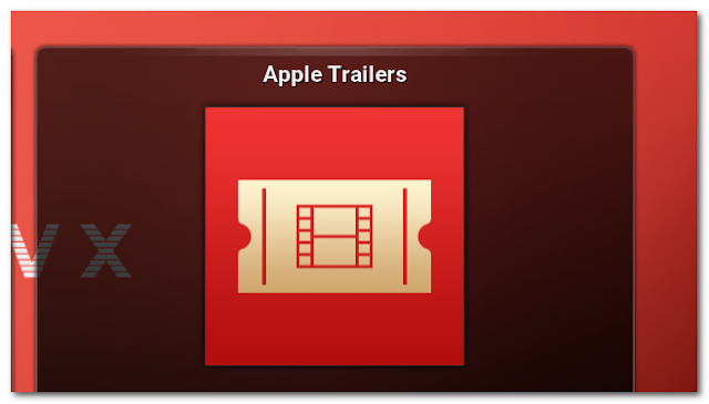 Apple Trailers Addon