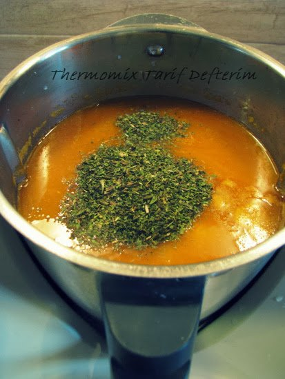 Rustic Soup with Legumes and Cereals ...with Thermomix
