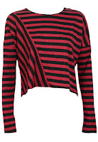 Bluza ZARA Wendy Red (ZARA)