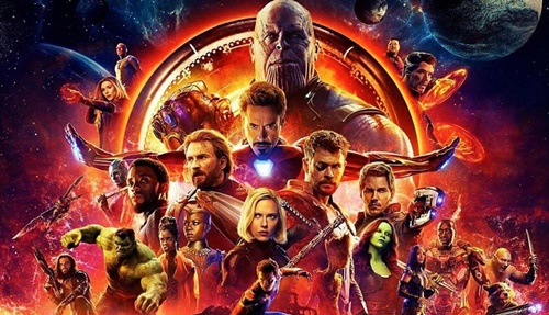 Marvel Cinematic Universe : Avengers: Infinity War