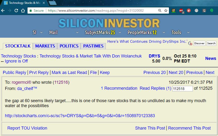 Momentum Stock Investor