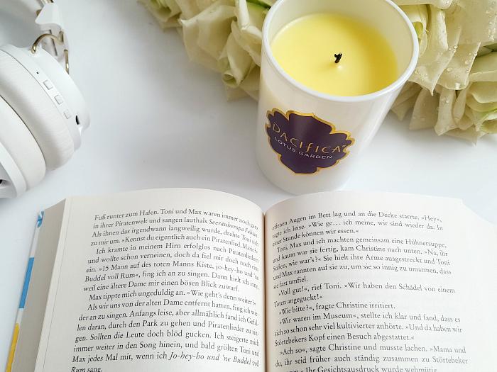 Rezension: Das Leben fällt, wohin es will - Petra Hülsmann Buch Tipp Sommer Roman 2