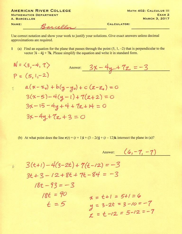 Mr Bs Math Blog Math 402 Spring 2017 Exam 2
