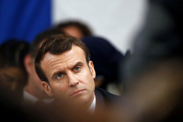Τρία ανοιχτά μέτωπα για τον Μακρόν στην Ευρώπη