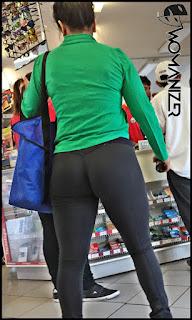 mujeres buen trasero calzas