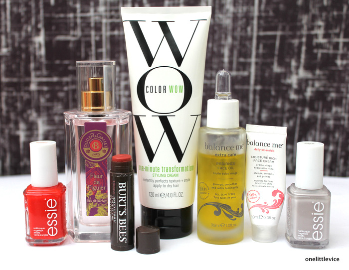 one little vice beauty blog: best of beauty from May 2015