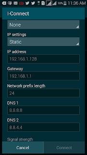 كيفية تسريع الانترنت عن طريق DNS على الاندرويد