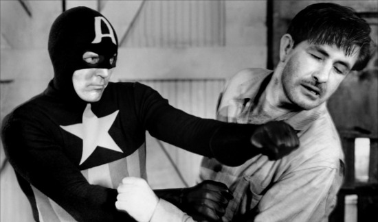 Republic Pictures Captain America serial 1944