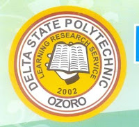 2016/2017 Delta State Polytechnics Ozoro HND Form Is Out On Sale With The Admission Requirements