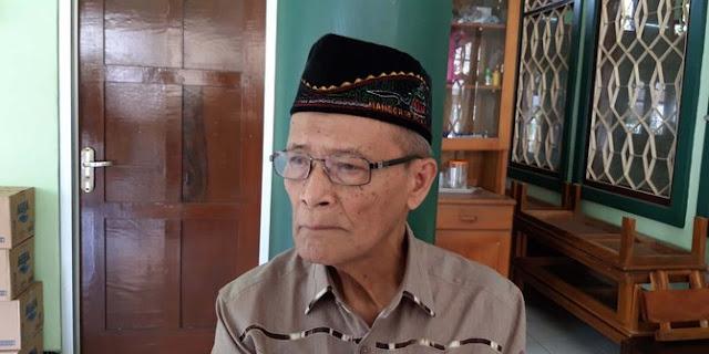 Buya Syafii Maarif Sebut Medsos Dikuasai Orang Tidak Waras dan Sumbu Pendek