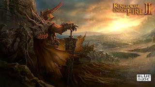 Kingdom Under Fire 2 PS Vita Wallpaper