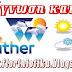 forecastweather.gr : Έκτακτο δελτίο επικίνδυνων καιρικών φαινομένων.