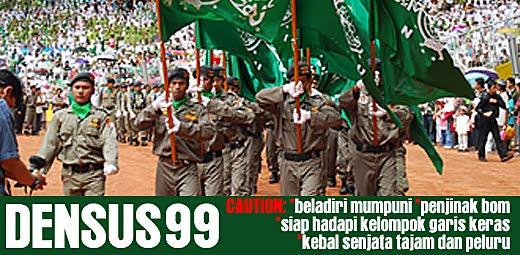 Densus 99 Banser NU Bongkar Jaringan Terorisme di Indonesia, Nama-nama Tokoh Ini Disebut