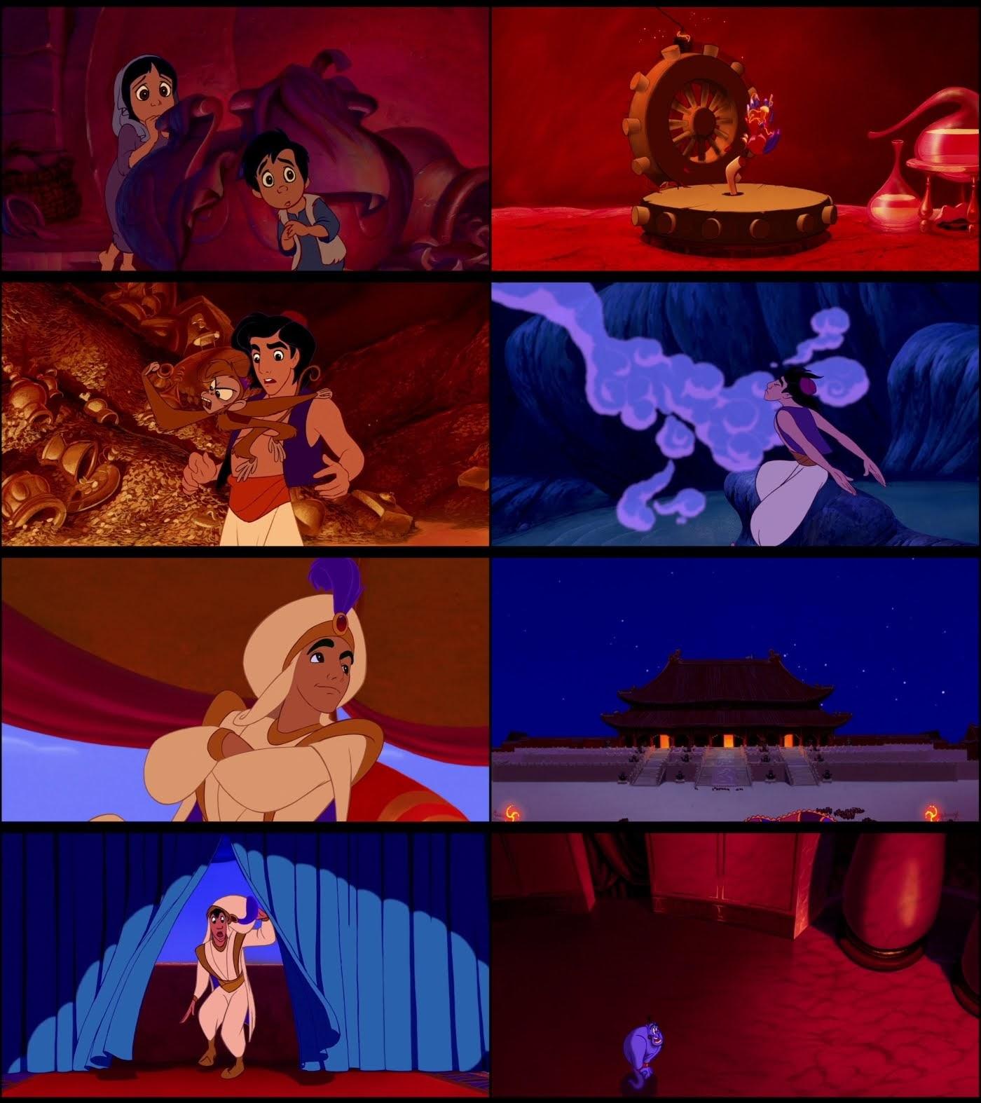 Aladdin 1080p Latino