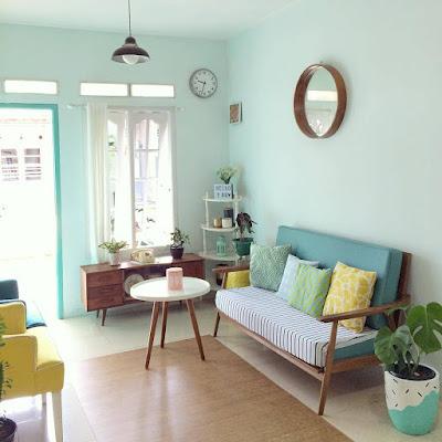 Kenyamanan sebuah rumah tidak selalu berhubungan dengan ukurannya Cara menata rumah mungil agar nyaman