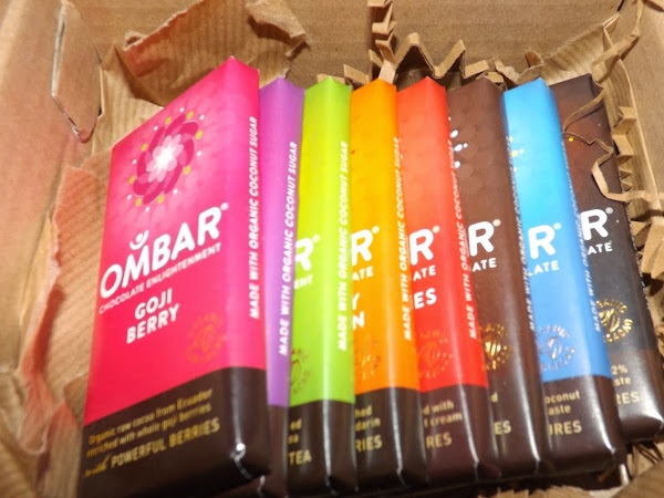 Ombar My new healthy chocolate fix