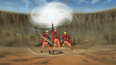 Kagebunshin Naruto