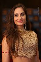 Actress Model Sarah Hopkins Latest Pos in Lehenga Choli at SIIMA Short Film Awards 2017 .COM 0028.JPG