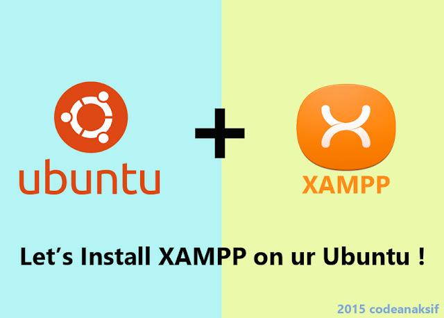 xampp dan ubuntu