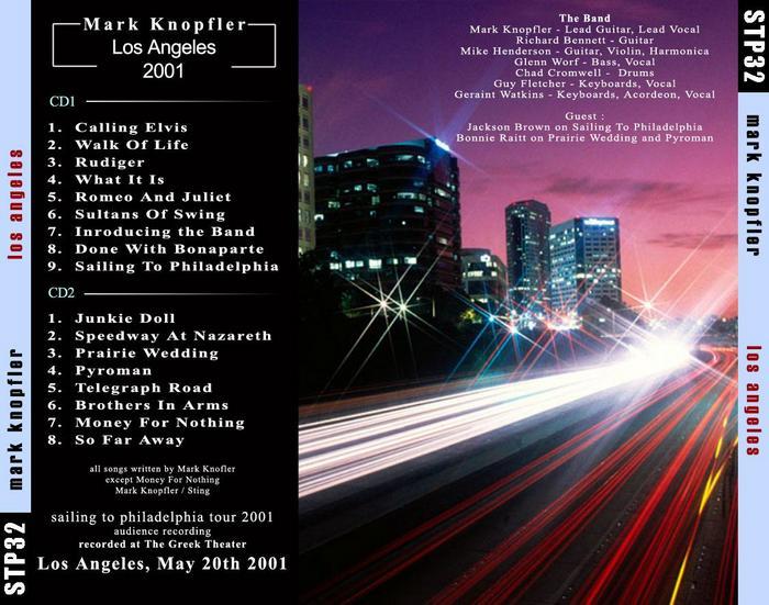 Rock Anthology Mark Knopfler Feat Bonnie Raitt And Jackson Browne