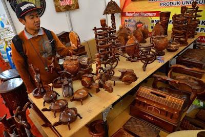 Industri Kerajinan Tangan, Sektor Potensial Masa Depan Indonesia