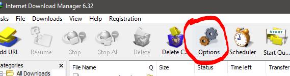 Cara agar file tidak otomatis terdownload dengan IDM