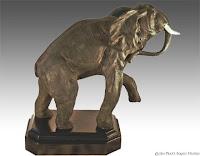 wildlife sculptures, realistic sculpture, wildlife art