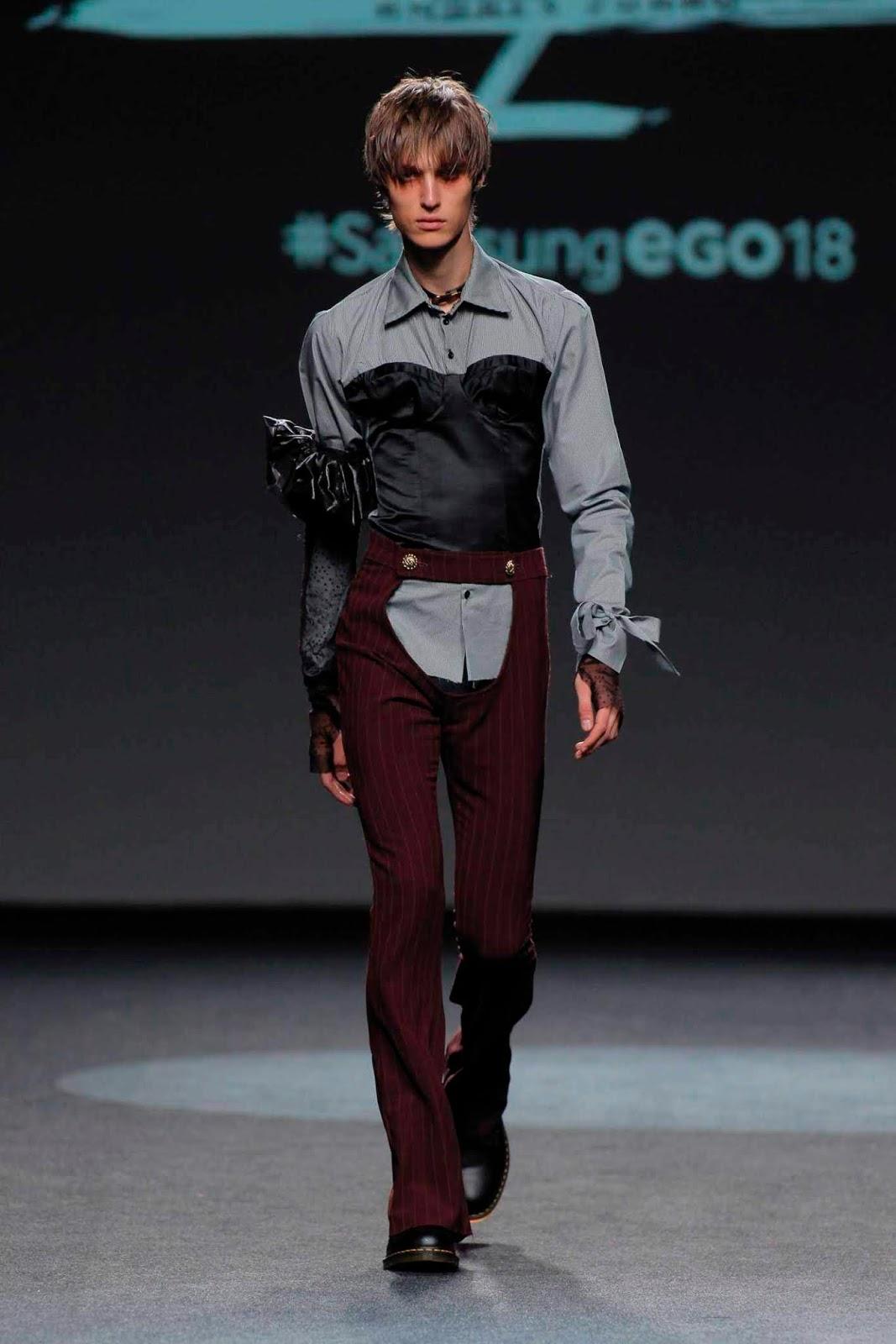 Fashion In Madrid