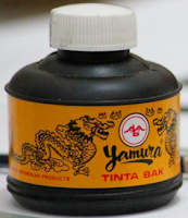 Gambar Tinta Indian Ink/Oi