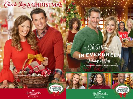 Descargar Christmas In Evergreen: Tidings of Joy pelicula completa en espanol 2019