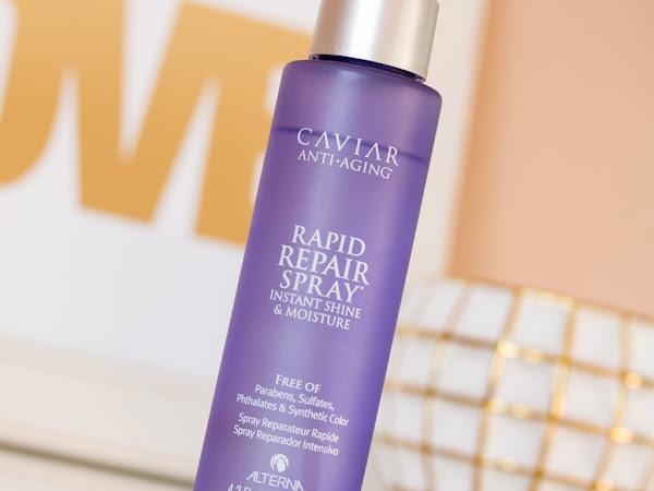 ALTERNA Haircare Caviar Anti-Aging Rapid Repair Spray® (review)