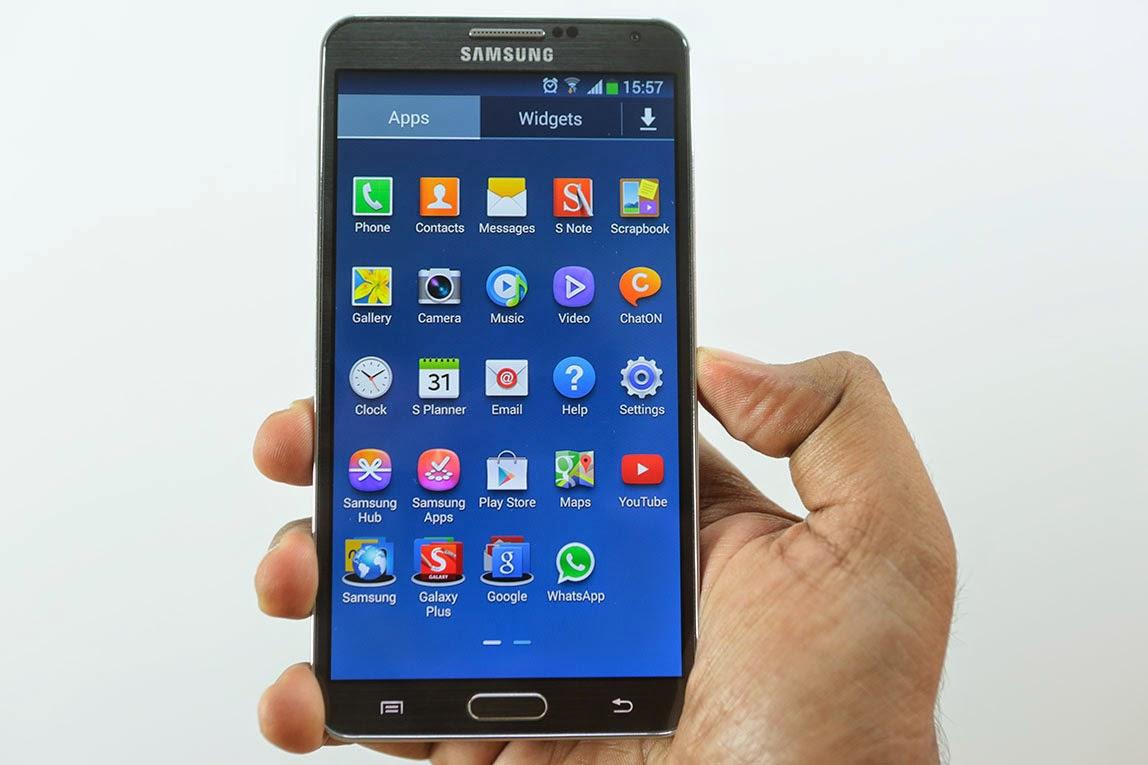 Ponsel Android Terbaik Impian Dhila