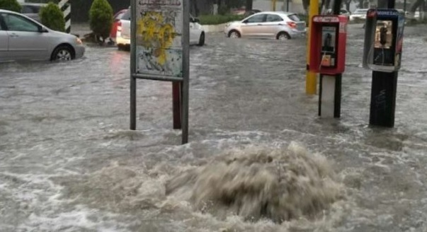 Clima, lluvias