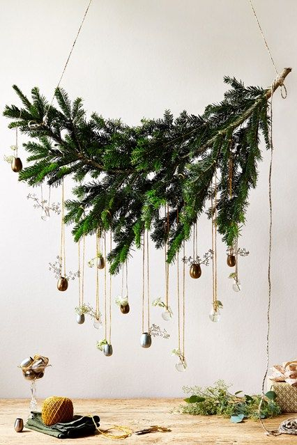 Beautiful Hanging Christmas Decorations