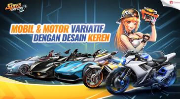 Garena Speed Drifters merupakan game balap dengan grafik berupa animasi yang sangat cocok untuk di mainkan, game ini di tawarkan oleh garena games online.